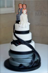 movie theme cake | ben the cake man