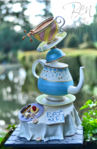 teapot cake | ben the cake man