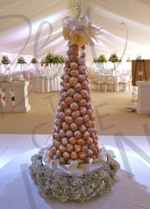 Croquembouche | Ben the cake man