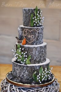 winter|wedding|ben the cake man