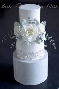 benthecakeman|marble|wedding