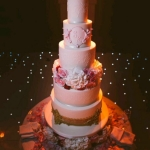 Amazing wedding cake | ben the cake man
