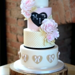 Rustic |blackboard|wedding|cake|ben the cake man