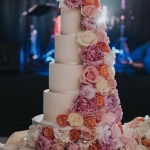 rose| peonies |wedding|ben the cake man
